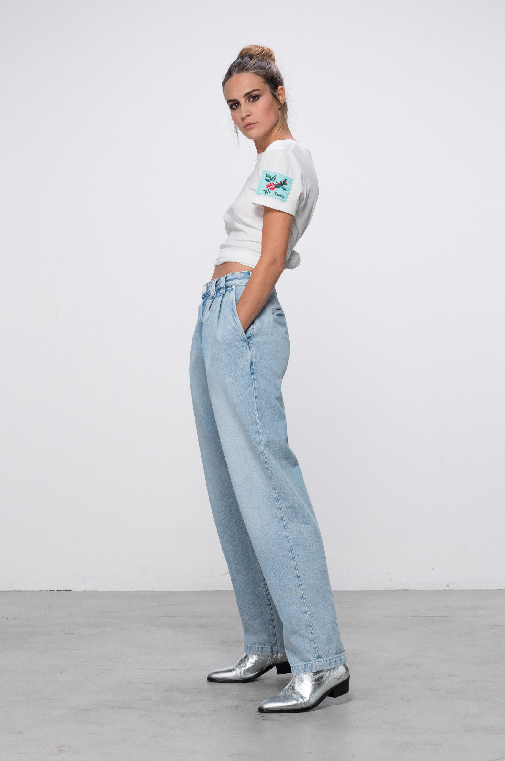 carrot jeans fit guide women